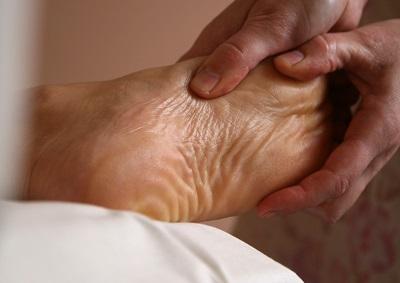 Etherische olie voor de spieren