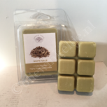 White Sage waxmelts green tree 6x80gram
