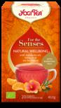 Yogi Tea Natural Wellbeing for the senses