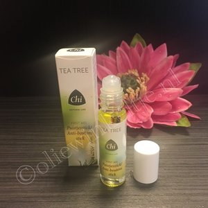 Tea tree eerste hulp puistjes stick 10 ml