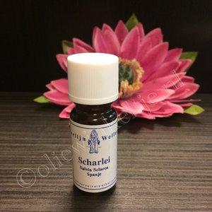 Scharlei / Clary Sage (muskaatsalie) etherische olie merlijn wellness