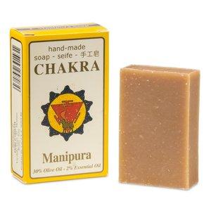 Handgemaakte zeep 3e chakra zonnevlecht 100% natuurlijk
