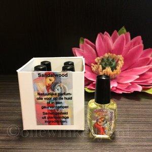 Parfum sandalwood