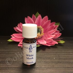 White Musk Parfumolie  10ml.