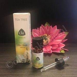 Tea Tree eerste hulp olie 10 ml