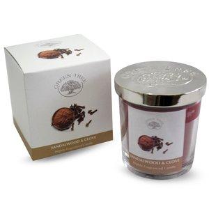 Saldalwood & Clove - geurkaars 200 gram