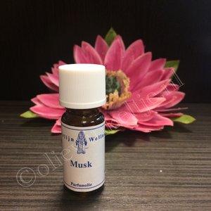 Musk Parfumolie  10ml.