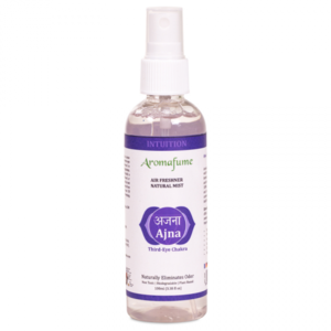 Aromafume 6e Chakra natuurlijke luchtverfrisser spray