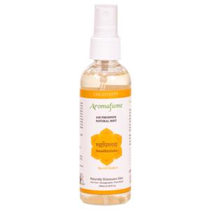 Aromafume 2e Chakra natuurlijke luchtverfrisser spray