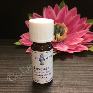 Lavendel (lavandin) 100% natuurzuivere olie merlijn