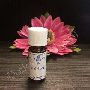 Sandelhout Parfumolie  10ml.
