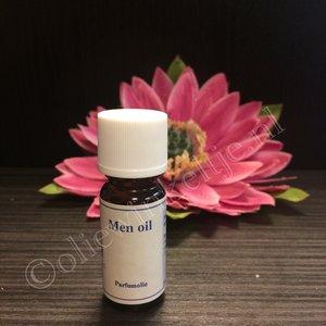 Men oil Parfumolie 10ml.