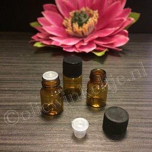 aromatherapie benodigdheden 2 ml flesje