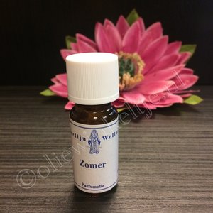 zomer parfum olie