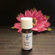 sweet rose parfum olie