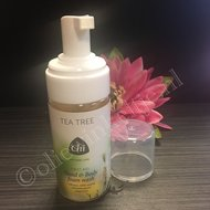 tea tree hand body foam wash