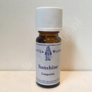 sunshine compositie olie